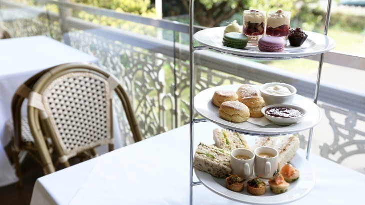 Boronia house high tea