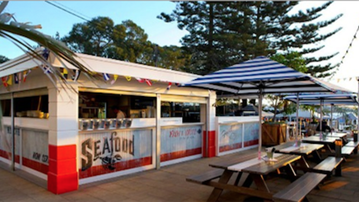 Watsons bay hotel kids eat free holidays