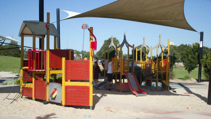 Casey fields regional playspace