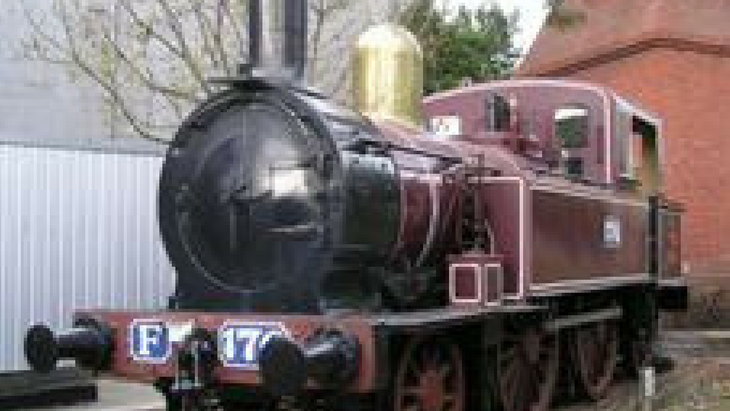 Williamstown railway museum