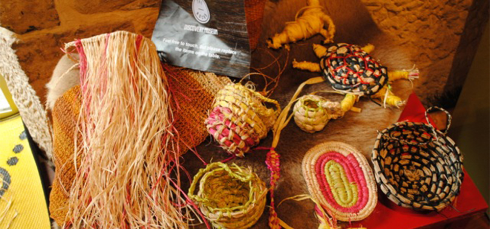 The Rocks Discovery Museum School Holiday Craft Workshops - Basket Weaving