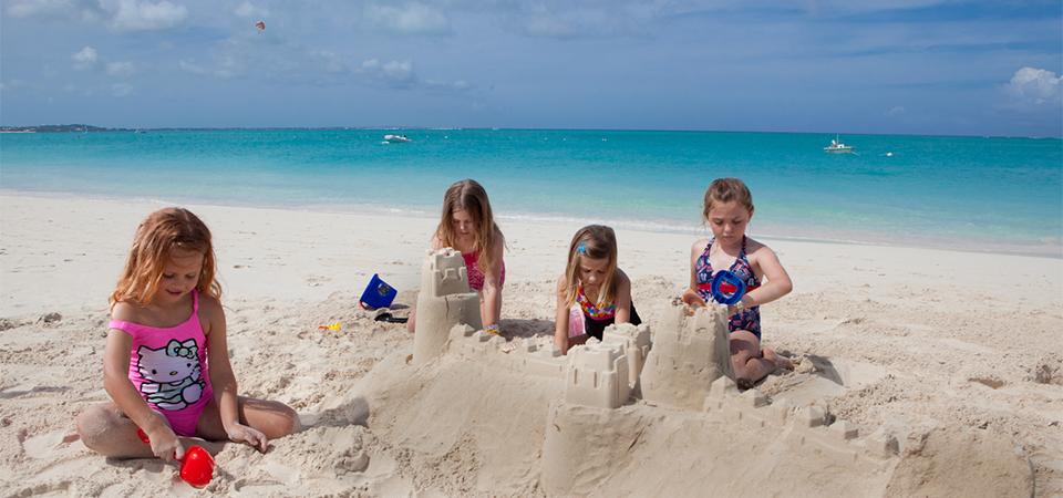 Grace Bay Providenciales Turks & Caicos