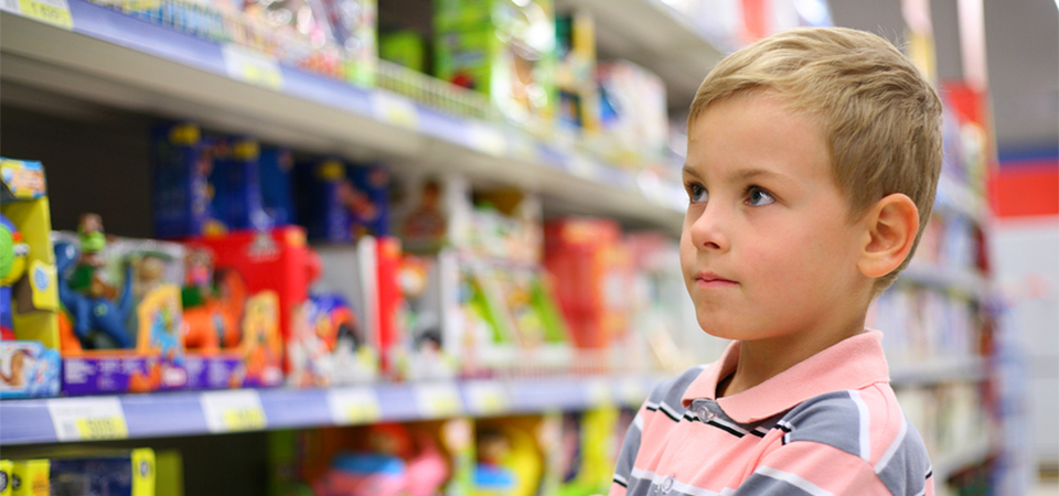 Reward Your Child With A Visit To A Toy Shop