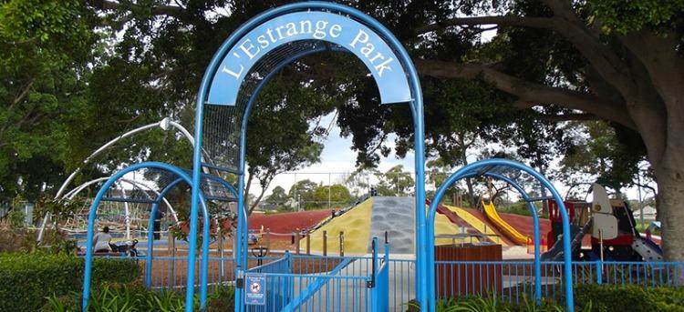 mascot park