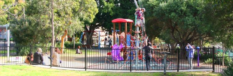 randwick playground