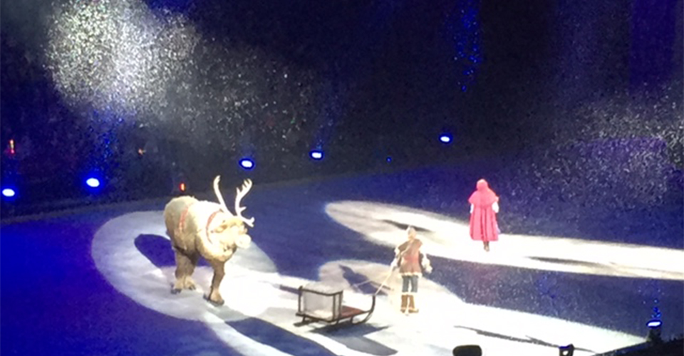 Disney on Ice - Magical Ice Festival Reviewed