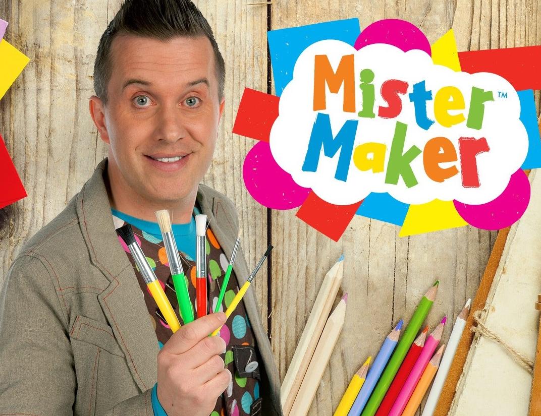 Mister Maker cropped