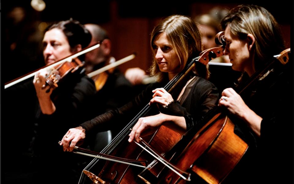 Sydney Symphony Orchestra Performing
