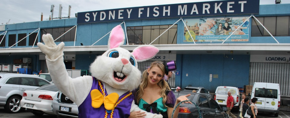 easter sydney fish market