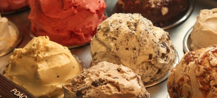 gelato flavours