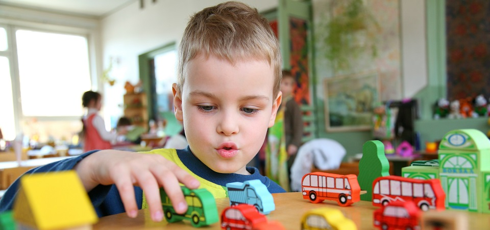Play-based learning in Pre-school