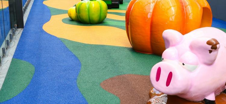 stanhope village playground