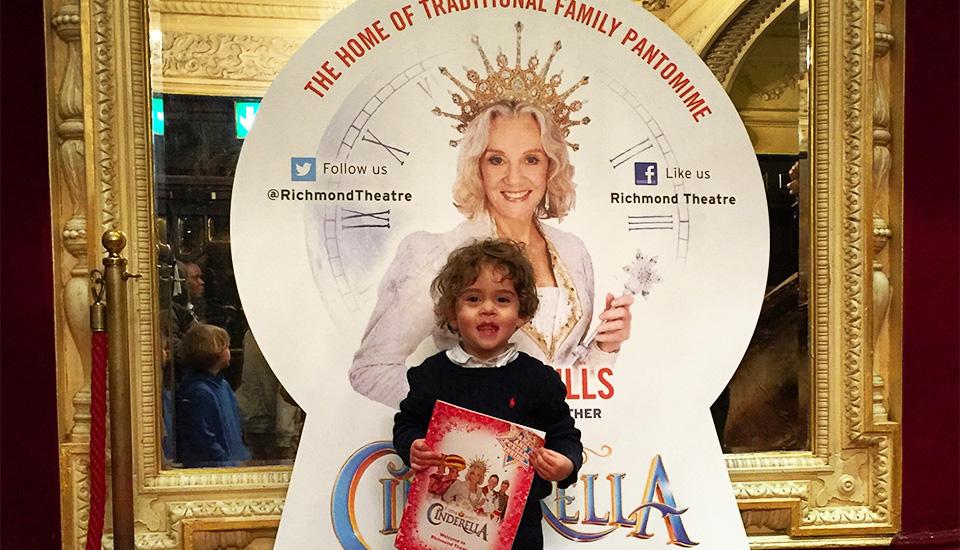 Cinderella Pantomine in London