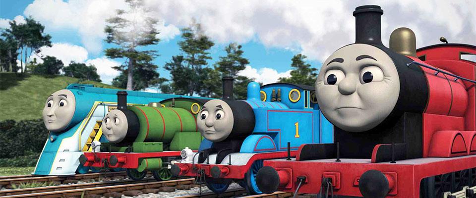 Thomas Land UK For Little Train Spotters