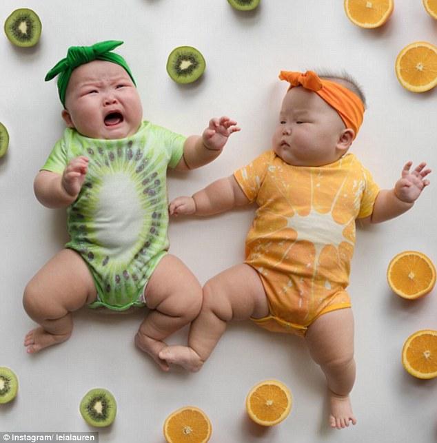 fruity twins