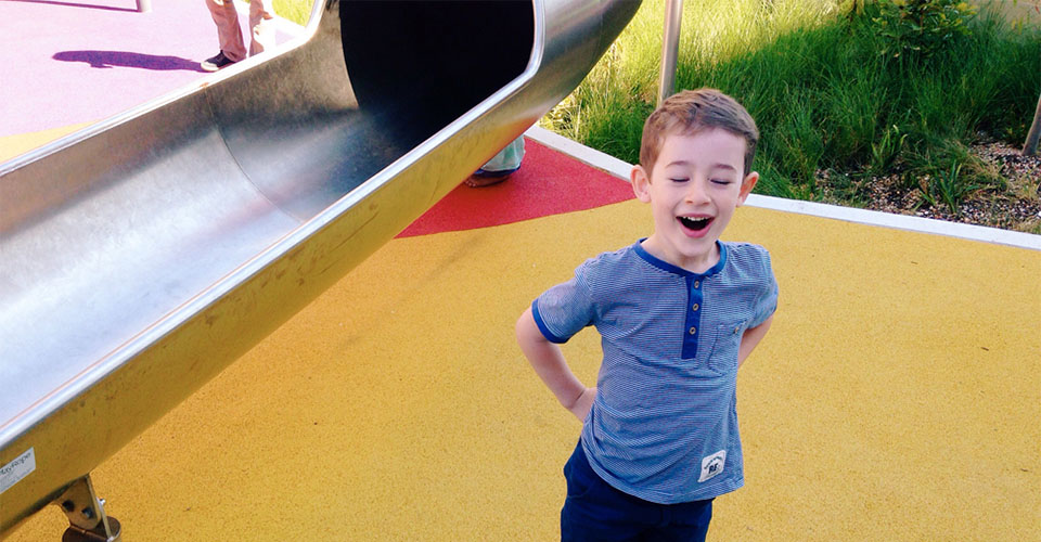 wulaba park waterloo sydney slide