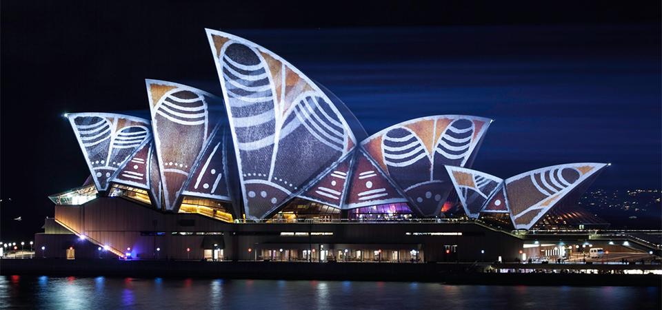 Vivid 2016 - Sydney Opera House