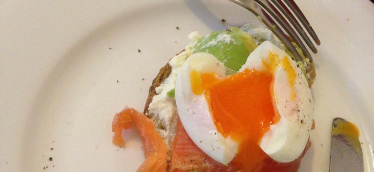 169 avo egg salmon