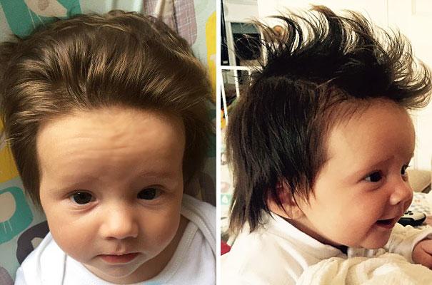 funny-hairy-babies-hannah taylor