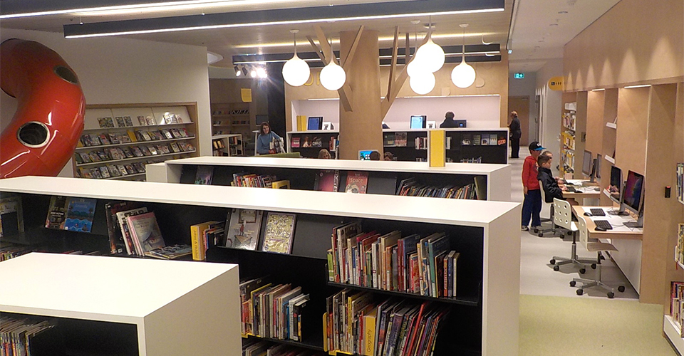 Woollahra Library Double Bay Kids Space 960x500