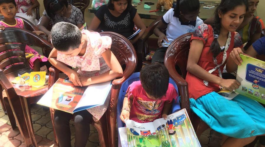 kids books online jett around the world sri lanka
