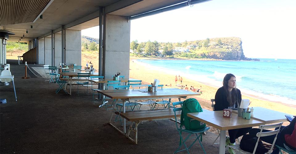 The Kiosk at Avalon Beach Sydney 960x500
