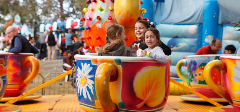 best spring festivals in sydney