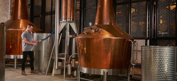 AR distill