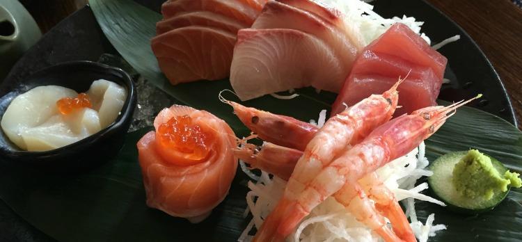 Large Sashimi 1