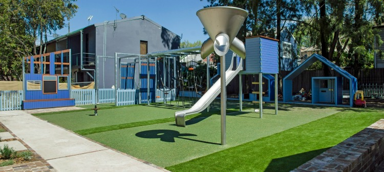 Chelsea St Playground upgrade completed