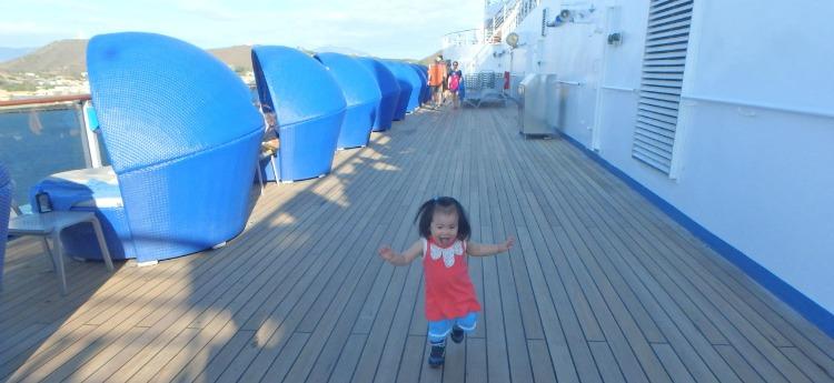 cruise little girl