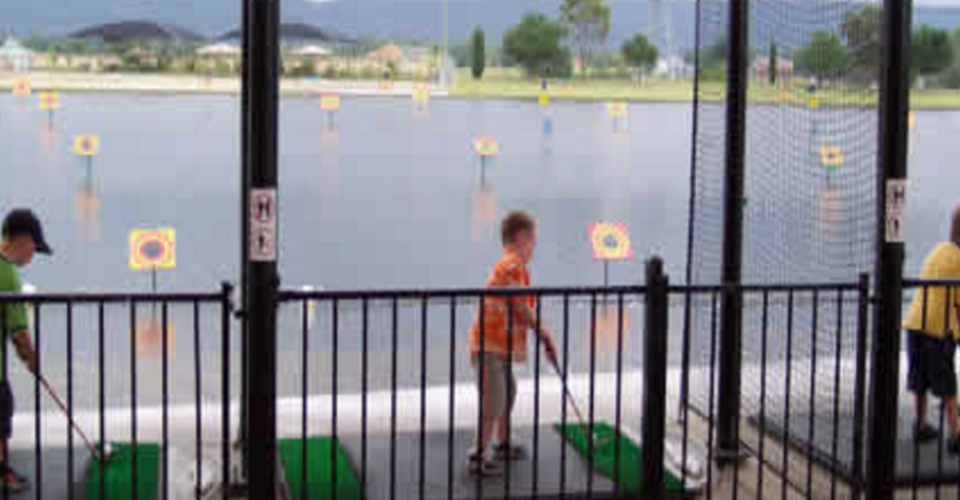 Aqua Golf Penrith