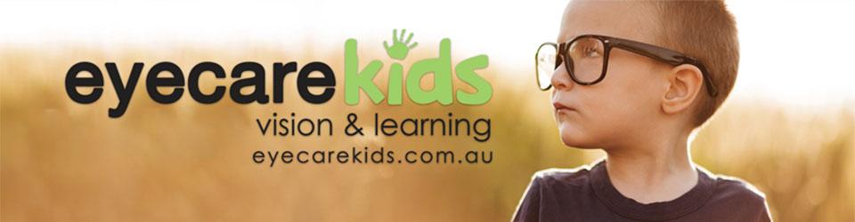 EyeCare Kids Sydney footer