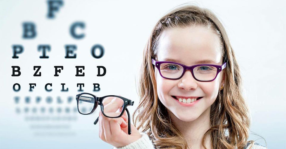 Friendly Eye Tests For Kids Sydney