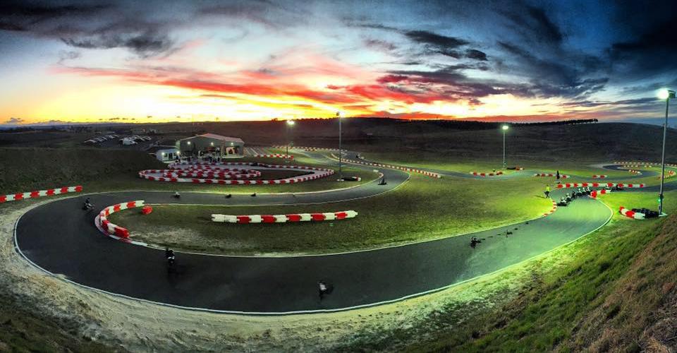 Luddenham Raceway Go Karting 960x500