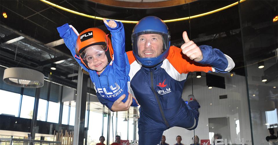 iFly Downunder Indoor Skydiving Penrith