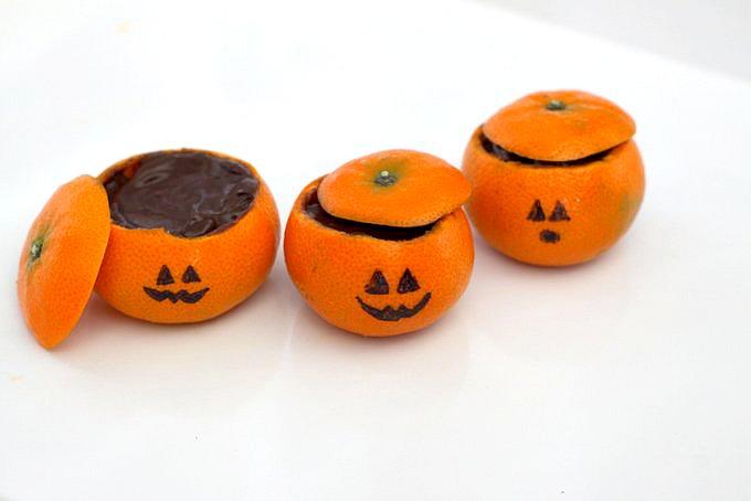 mandarin pudding