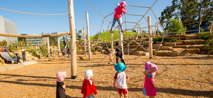 nature play melb