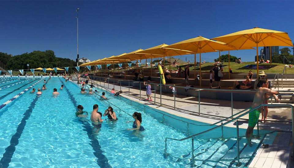Prince Alfred Park Pool