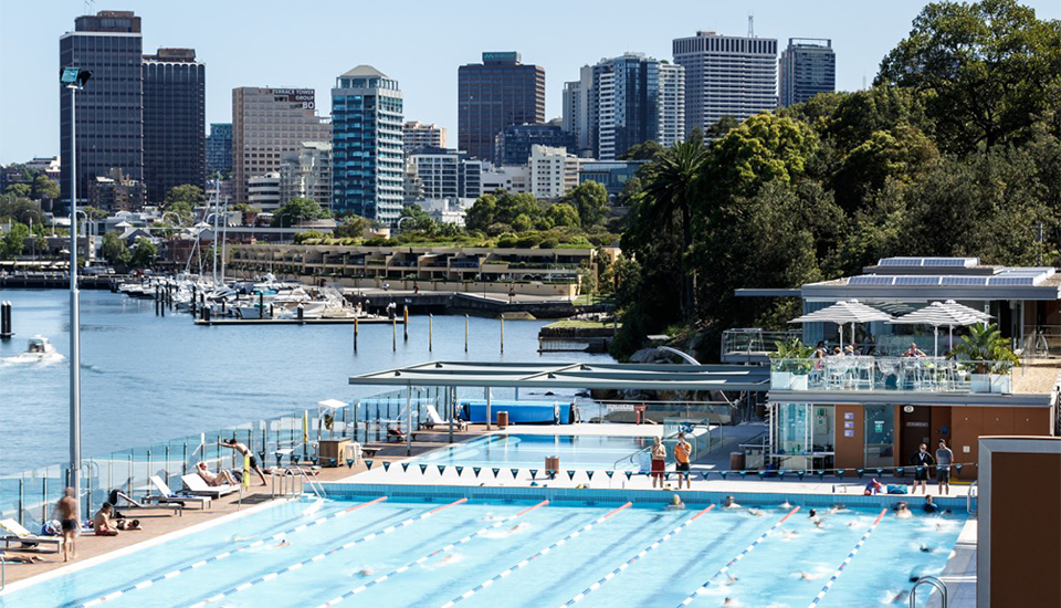 Andrew Boy Charlton Pool