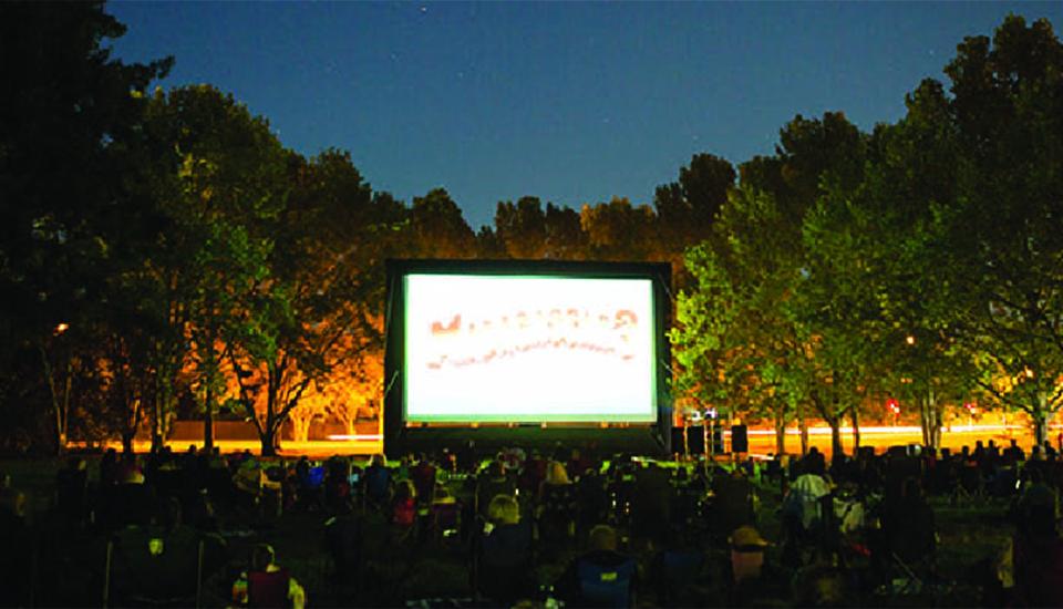 Cinema in the Park Penrith