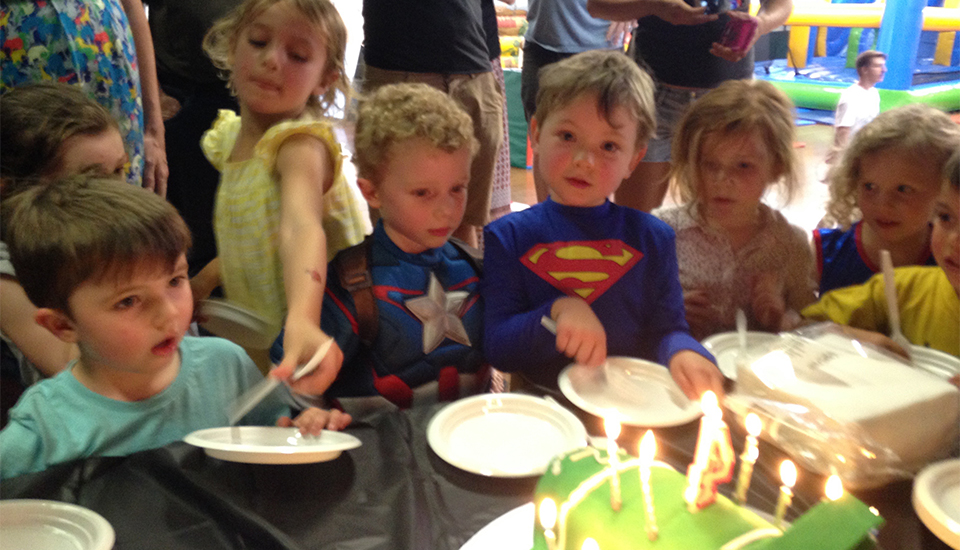 Cool Cats Indoor Birthday Party Venue Randwick - Cake Time 960x500