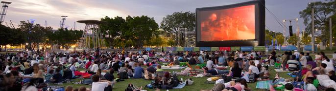 movies sydney olympic park