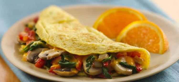 betty crocker omelette