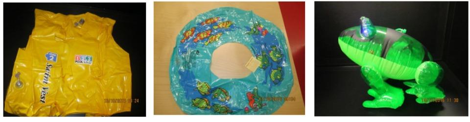 dangerous aquatic toys