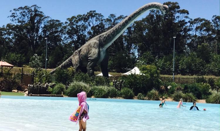 dinosaur lagoon