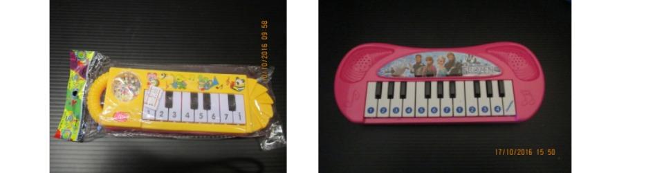 mini piano toys
