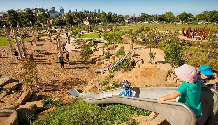 nature play melbourne