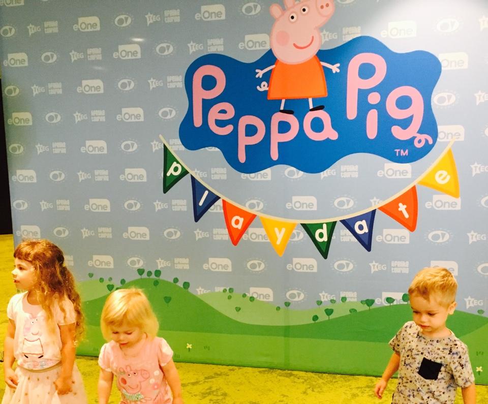Ellaslist Parties At Peppa Pig S Playdate Ellaslist