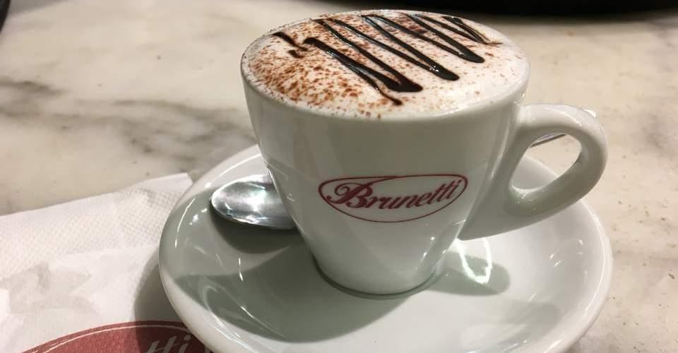 Brunetti babycino